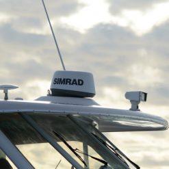 Simrad NSS12 evo3 med 4G radar