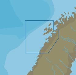 C-Map Landsdeler